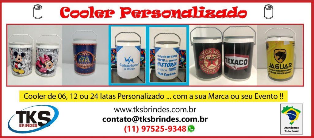 Cooler Brindes Personalizados