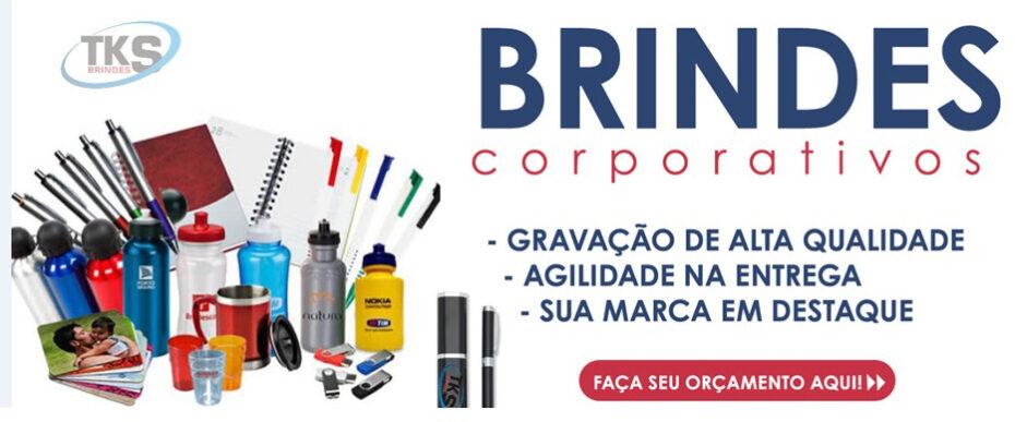 Brindes Corporativos Personalizados TKS